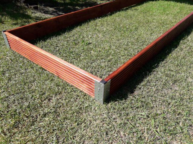 Деревянные грядки: пошаговая инструкция + оригинальные фото