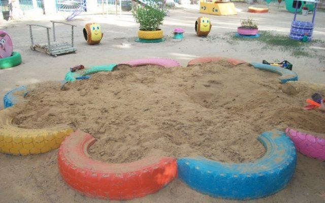 Песочница своими руками: самые красивые идеи с инструкциями и фото