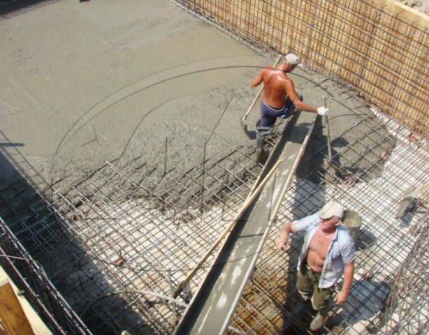 Бассейн из блоков своими руками на даче: как построить + отзывы