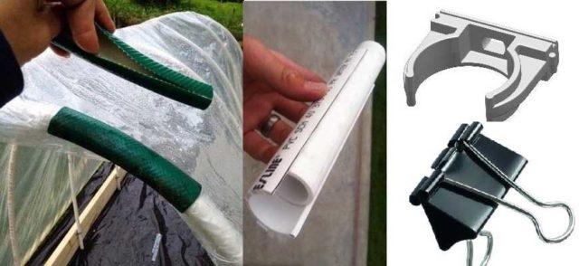 Бюджетная теплица из пластиковых труб: мастер-класс + простейшие проекты