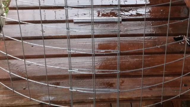 Клумбы-габионы своими руками – уникальное украшение дачного участка