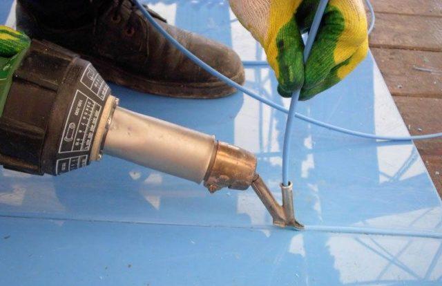 Чаша для бассейна из полипропилена: как самостоятельно сделать и установить + отзывы владельцев