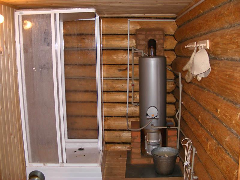 Водонагреватель для летнего душа на даче: электрический, дровяной