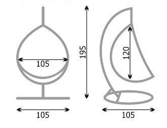 Как сварить качели из труб своими руками: чертежи с размерами + мастер-класс