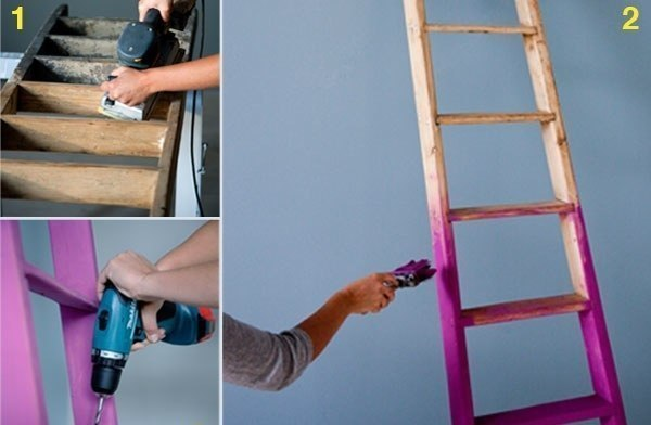 Лестница для каркасного бассейна своими руками: как сделать + фото и видео