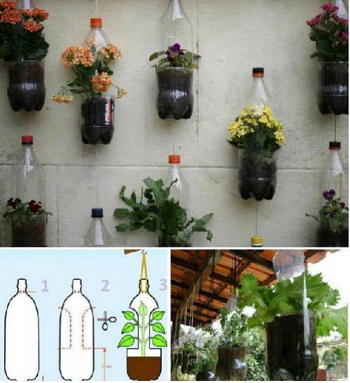 Вертикальная клумба своими руками: восхитительные идеи для озеленения дачи