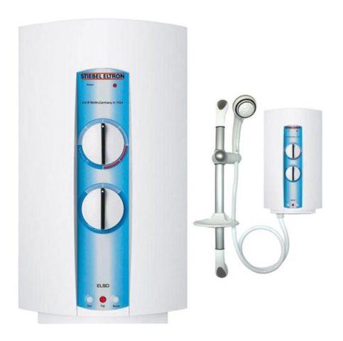 Проточный электрический водонагреватель на душ для дачи: плюсы и минусы, рекомендации по выбору