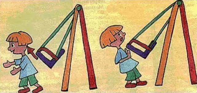 Детские качели своими руками: из чего можно сделать, чертежи, размеры и инструкции с фото