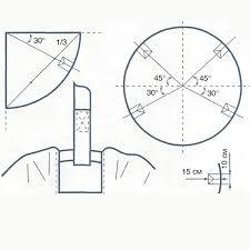 Качели-яйцо (Кокон): пошаговая инструкция по созданию, чертежи с фото и размерами