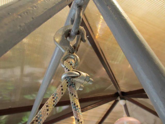 Качели из металла своими руками: детские и взрослые, подробные чертежи с фото