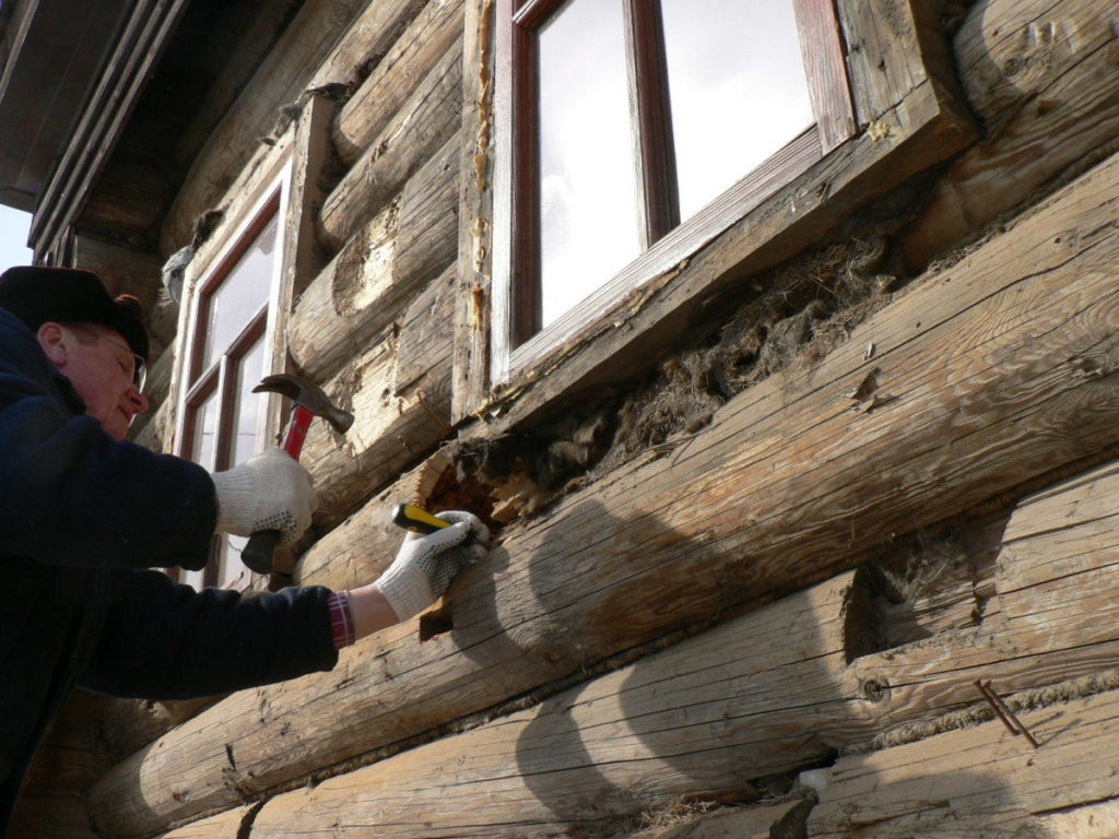 Утепляем дом из дерева: 5 ошибок, которые не стоит допускать