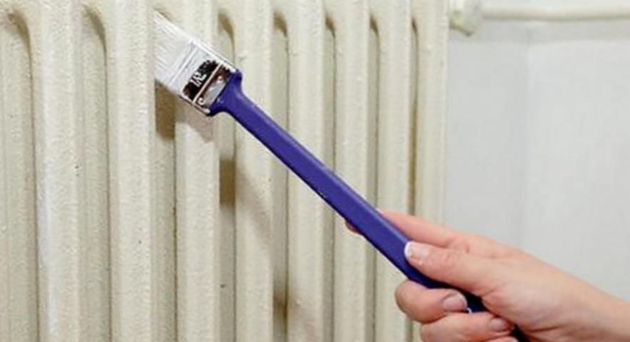 5 красящих составов для радиаторов отопления: как выбрать