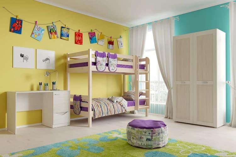 Особенности дизайна детской комнаты своими руками