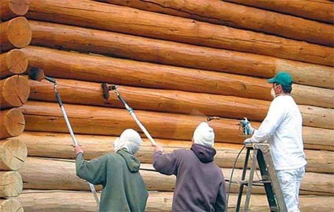4 совета, как спасти от гниения деревянный домик на даче