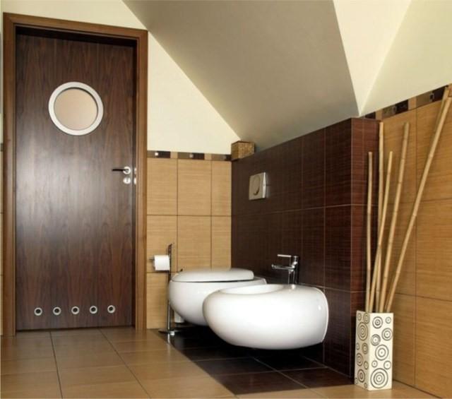 Необходим ли зазор под дверью в ванной комнате