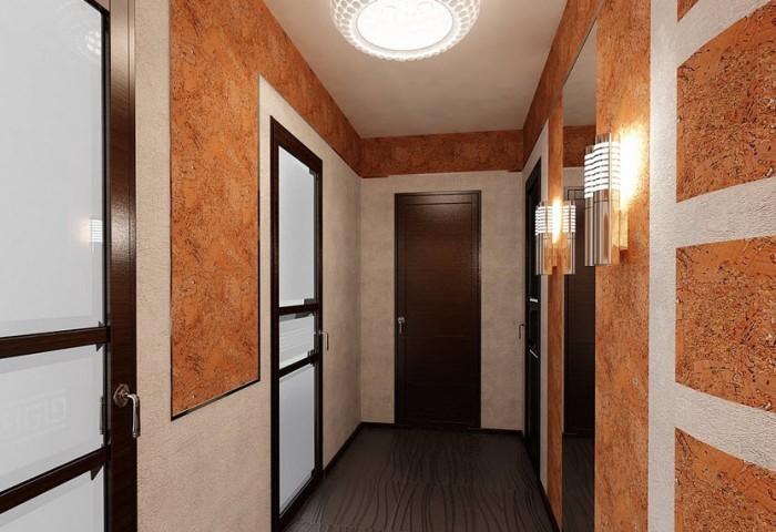 Какие обои выбрать в коридор