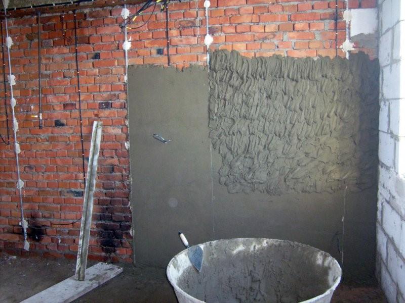Как правильно штукатурить стены: основные этапы работы