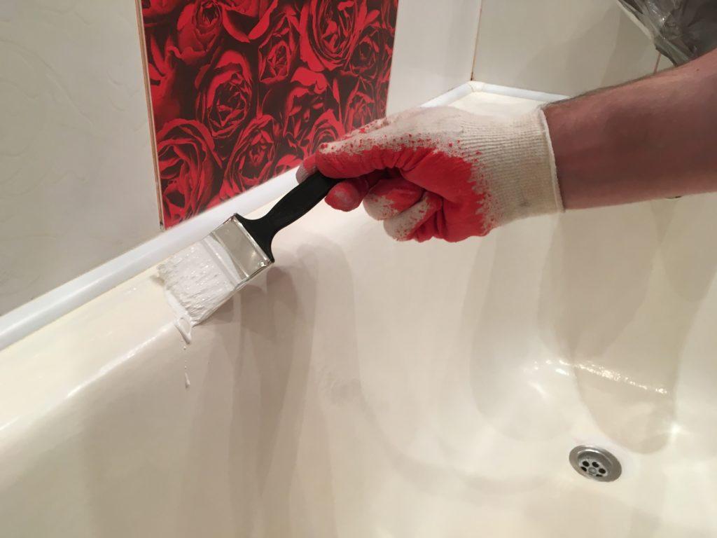 Чугунные ванны и возможность их реставрации