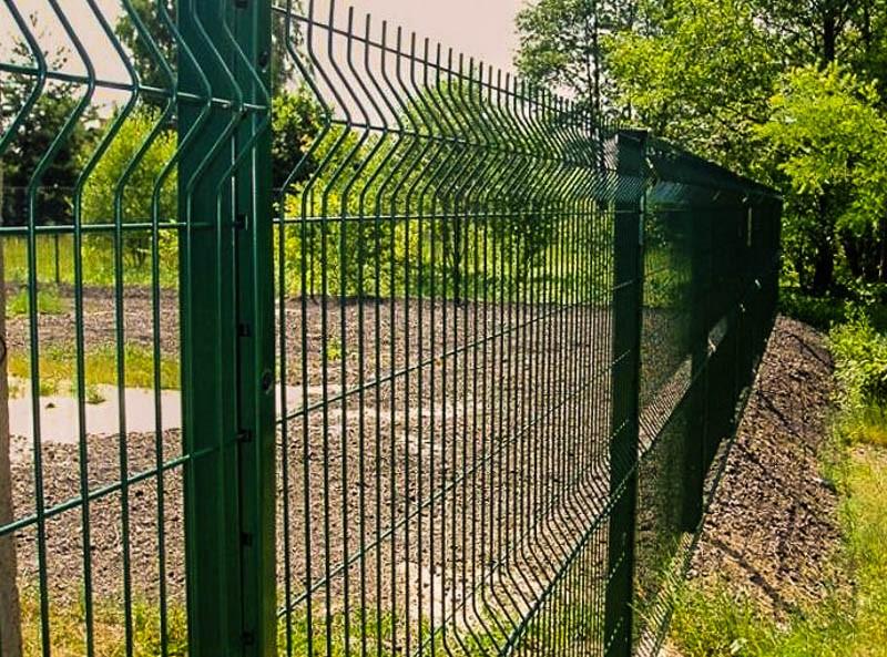 3D–забор: монтаж, конструкция, комплектация