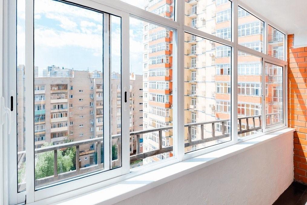 Холодное остекление лоджии или балкона
