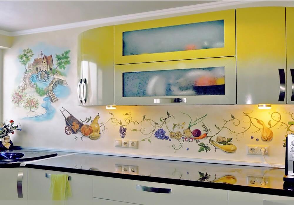 Обновление кухни без ремонта: 5 способов реставрации мебели