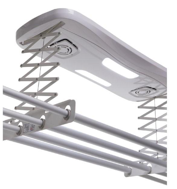 Потолочная бельевая сушилка на балкон: виды и особенности конструкции