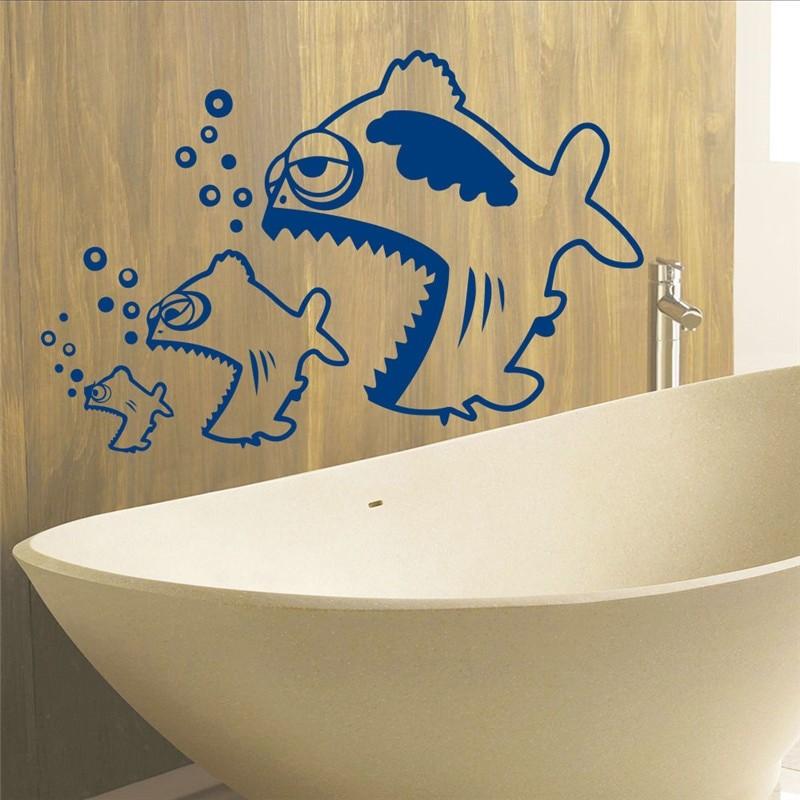 Как выбрать детские наклейки для ванной комнаты