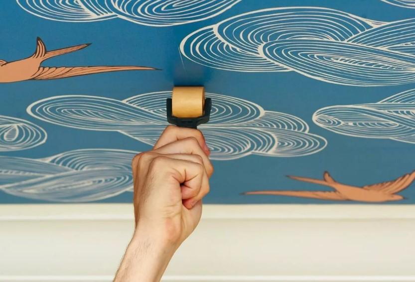 Как недорого обновить потолок: 4 доступных варианта