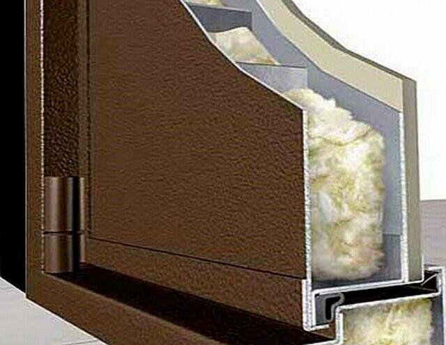Способы утепления входных дверей: как устранить щели и установить утеплитель