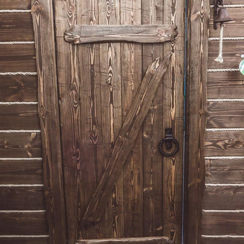 Двери для бани своими руками