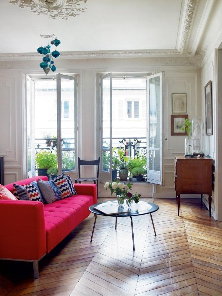 Интересные особенности интерьера французских квартир
