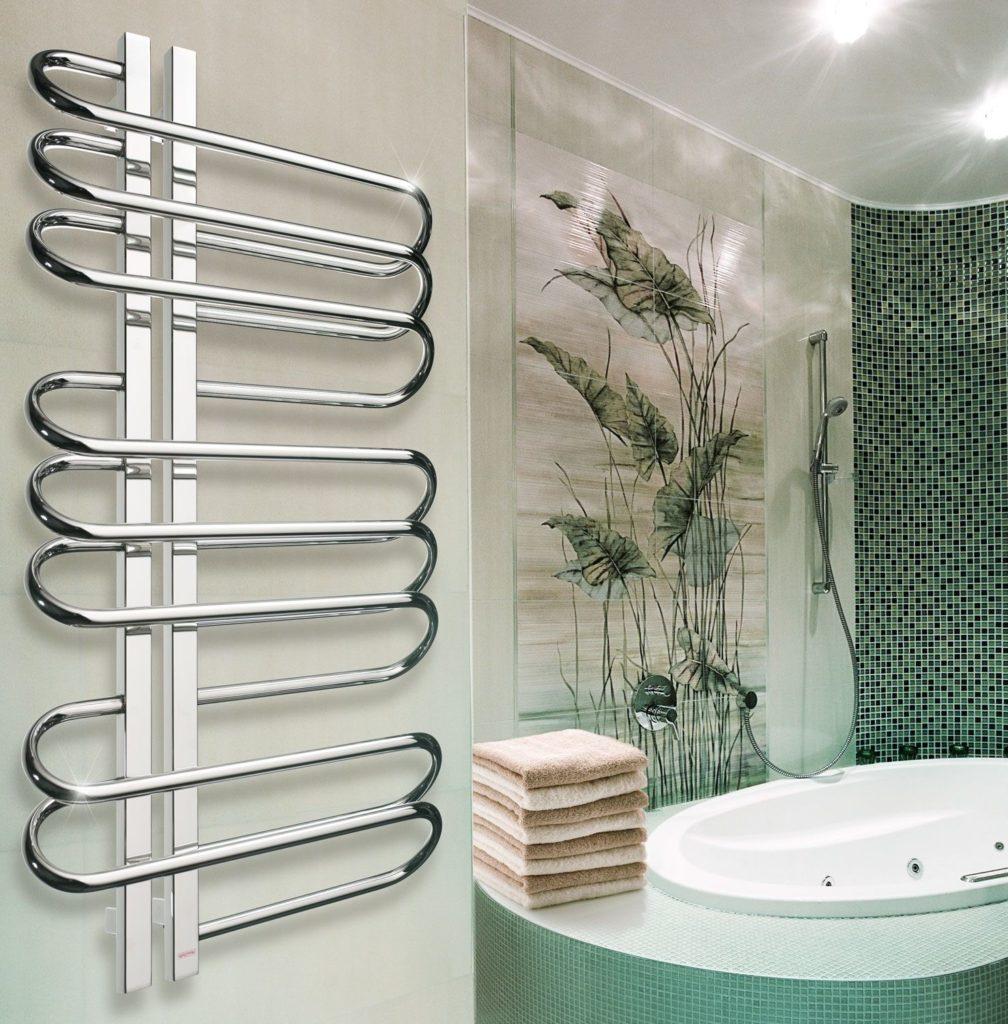 Идеи оформления небольшой ванной комнаты