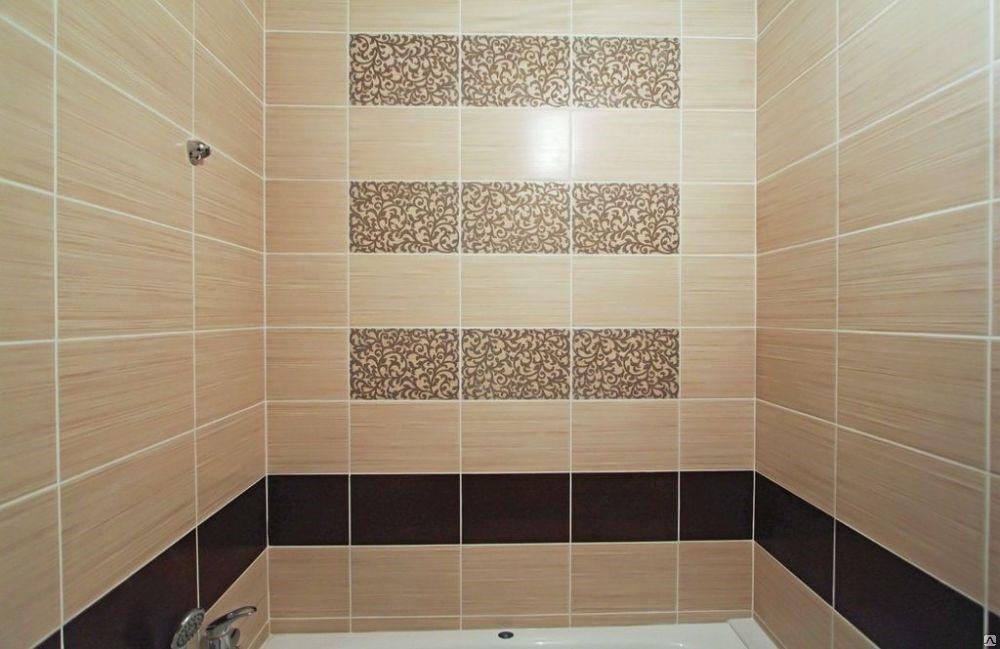 Выбор и укладка плитки в ванной комнате