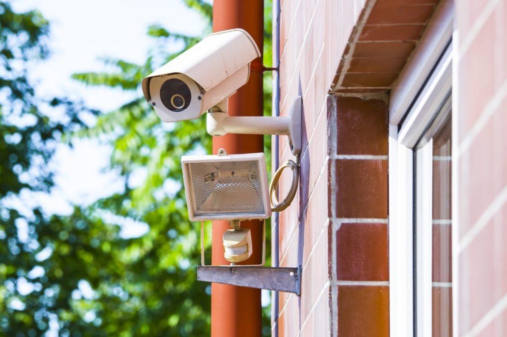 Охранная сигнализация для загородного дома