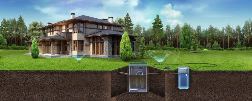 Септик для частного дома: выбор, чистка, устройство