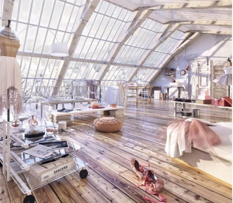 Особенности интерьера в стиле loft