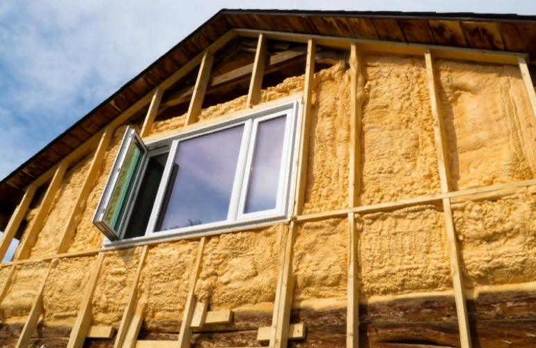 Как вернуть тепло вашему дому: правильно утепляем каркасный дом