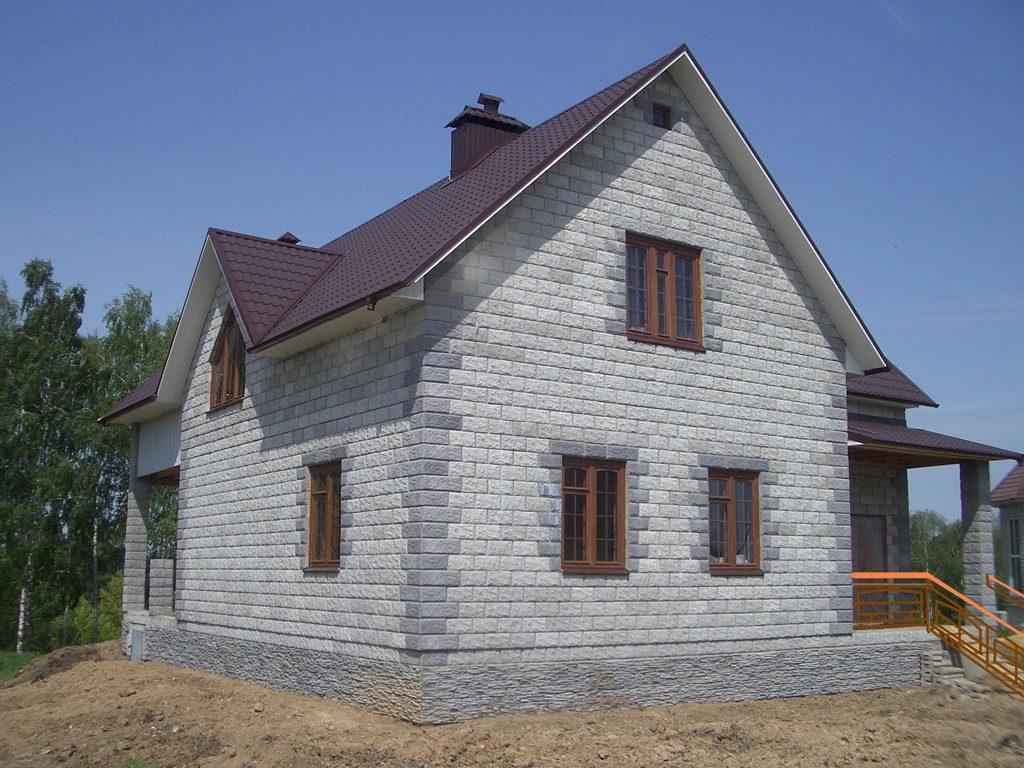 Покупаем дом из блоков: на что обратить внимание