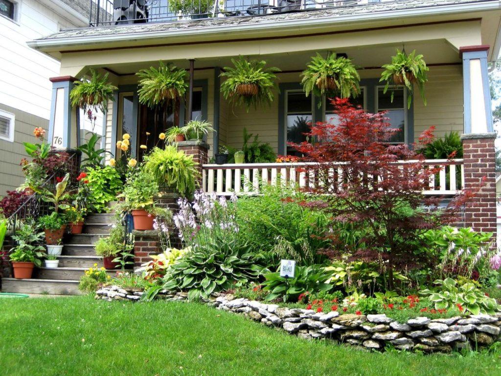 Принципы создания многоуровневого сада в ландшафтном дизайне