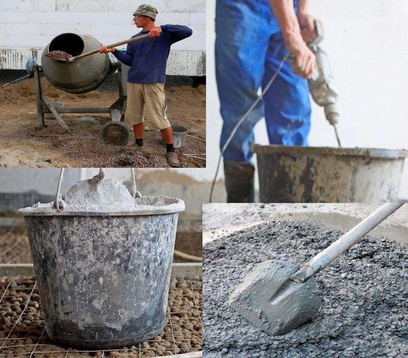 Гипс и цемент – совестимы или нет?