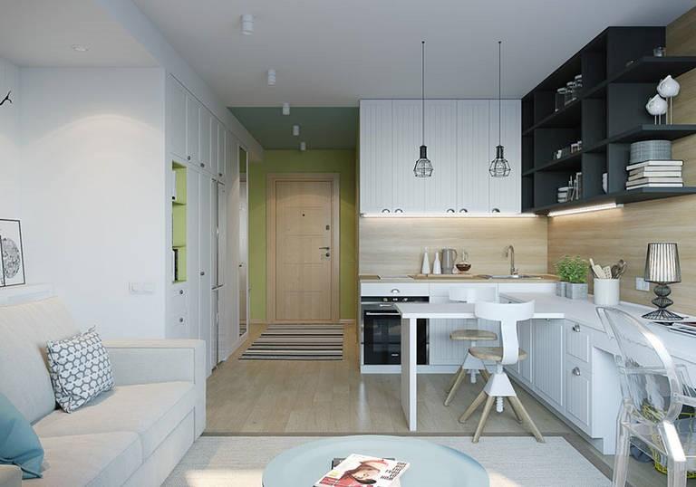 5 причин почему не нужно совмещать кухню с коридором