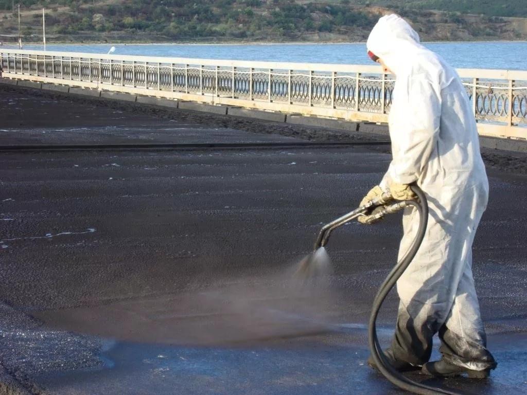 Жидкая резина – современное средство гидроизоляции