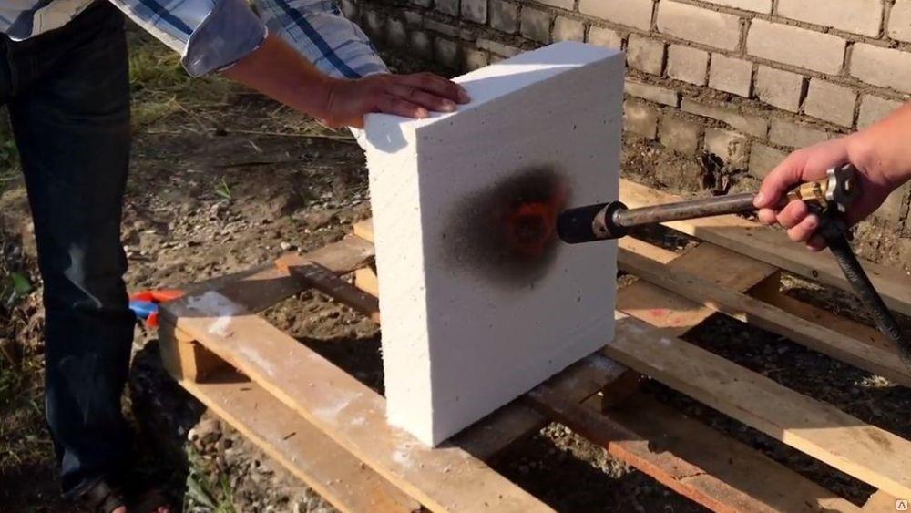 Паростекло – инновационный материал для утепления зданий