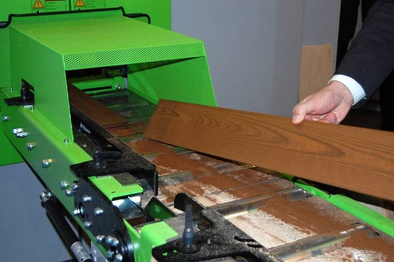 Технологии основных методов изготовления древесного шпона