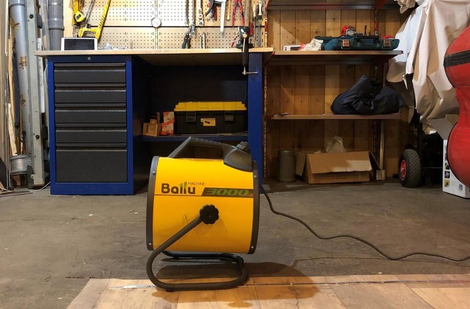 Как дёшево и легко отапливать гараж