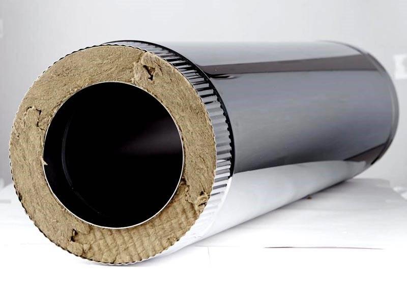 Особенности установки дымохода газового котла