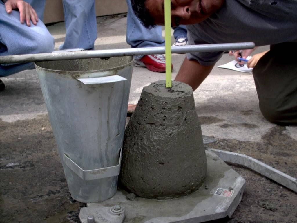 Определение активности цемента в лабораториях и самостоятельно
