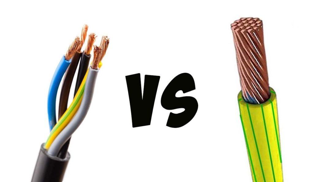 Провод и кабель: правила выбора и требования к изделию