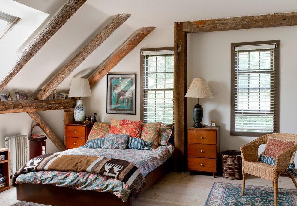Интересные дизайнерские решения для маленьких спален