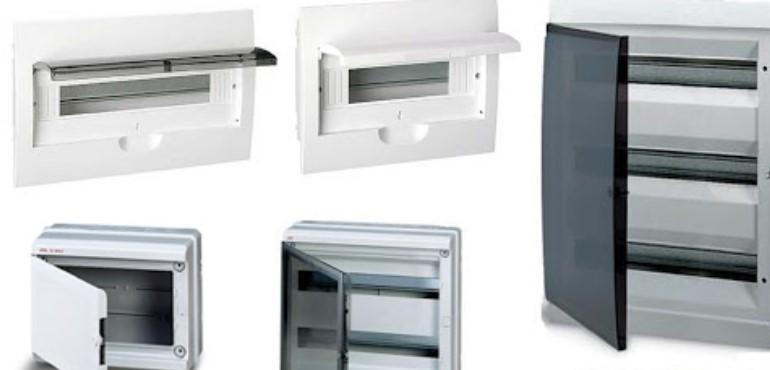 Щиты для автоматов: разновидности и предназначение